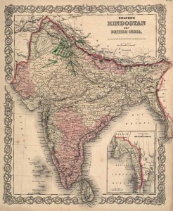old-india-map